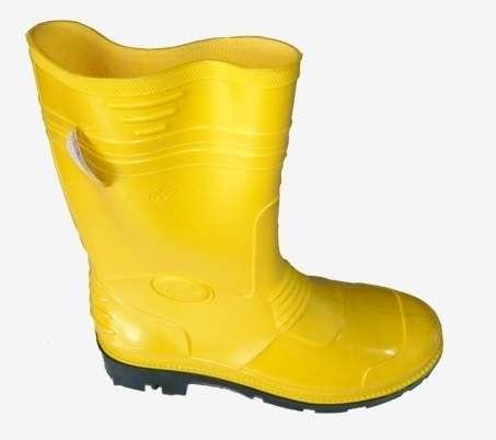 Sarı Çizme-Kısa