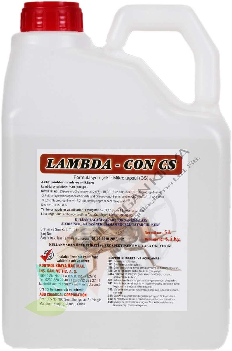 Lambda-Con CS