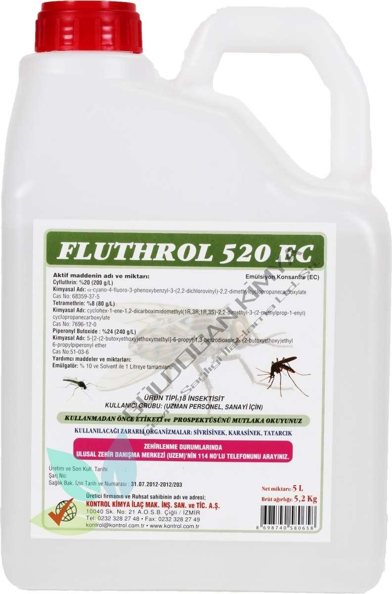 Fluthrol 520 EC
