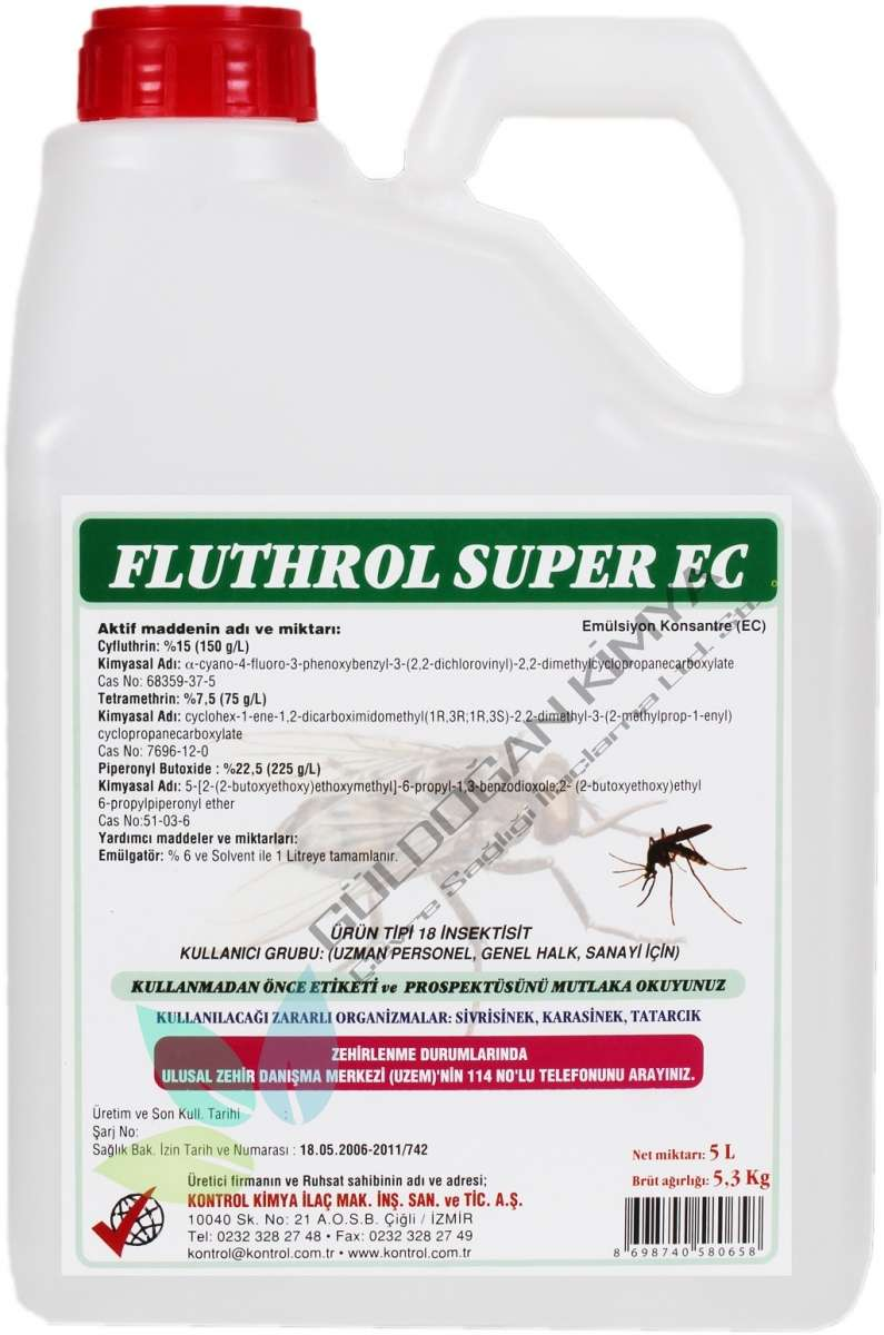 Fluthrol Süper EC